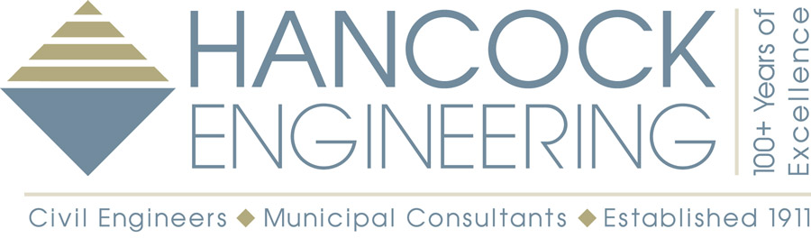 Hancock Engineering Logo Design